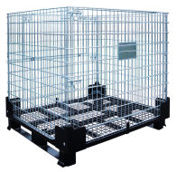 Manufacture of metal pallets to order