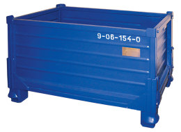 Manufacture of metal pallets