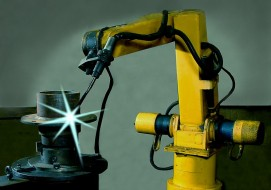 OJ10 and IGM welding robots