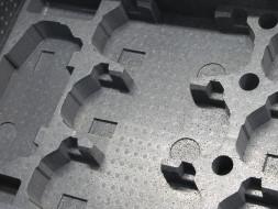 Expanded polypropylene (EPP) packaging