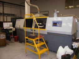 BATTENFELD injection press