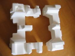 EPP plastics, electronics packaging