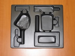 Vacuum formed plastics