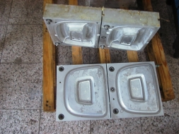 Making injection moulds